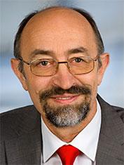 Portrait Prof. Günter Blösch